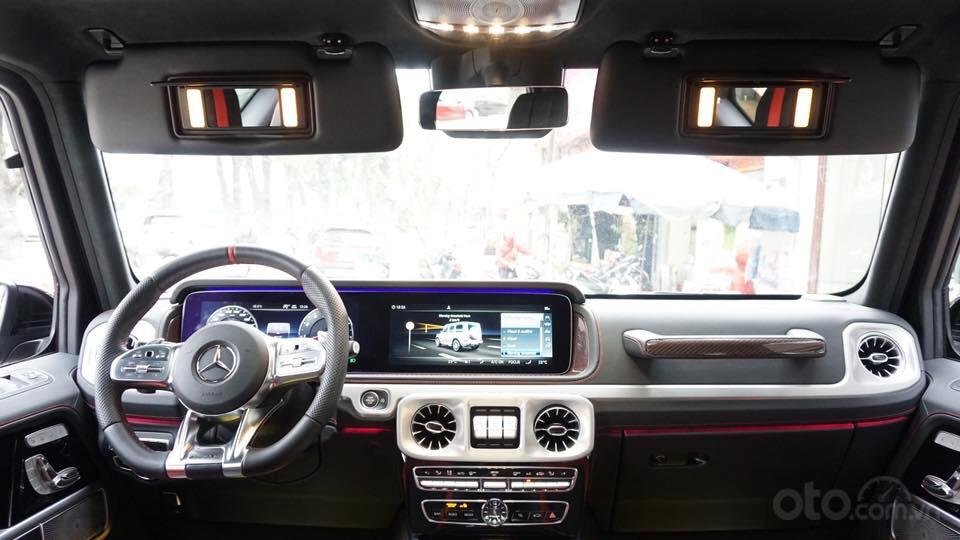 Bán Mercedes G63 Edition one sản xuất 2019, màu đen, xe nhập Mỹ: LH 093.996.2368 Ms Ngọc Vy (23)