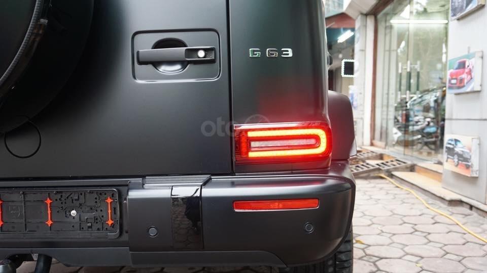 Bán Mercedes G63 Edition one sản xuất 2020 - LH Ms Ngọc Vy giá tốt, giao ngay toàn quốc (6)