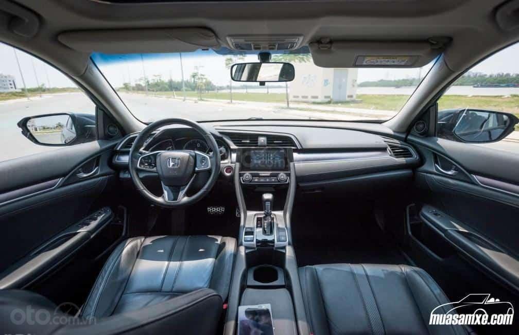 Bán Honda Civic -xe có sẵn, giao ngay, khuyến mãi khủng (4)