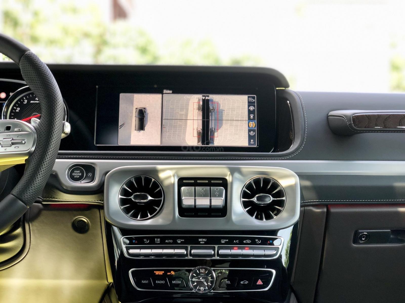 Bán xe Mercedes G63 AMG  2019, giá tốt, giao ngay toàn quốc. LH: 093.996.2368 Ms Ngọc Vy (13)