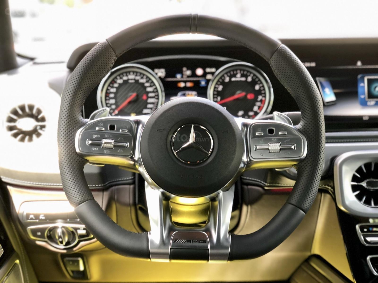 Bán xe Mercedes G63 AMG  2019, giá tốt, giao ngay toàn quốc. LH: 093.996.2368 Ms Ngọc Vy (14)
