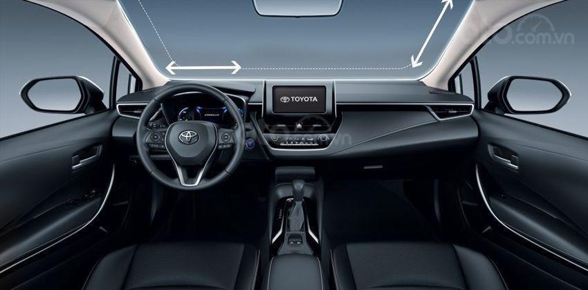 Toyota Corolla Altis 2020 tích hợp công nghệ tân tiến