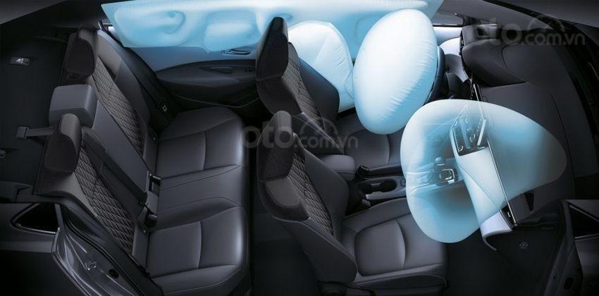 Toyota Corolla Altis 2020 chú trọng an toàn