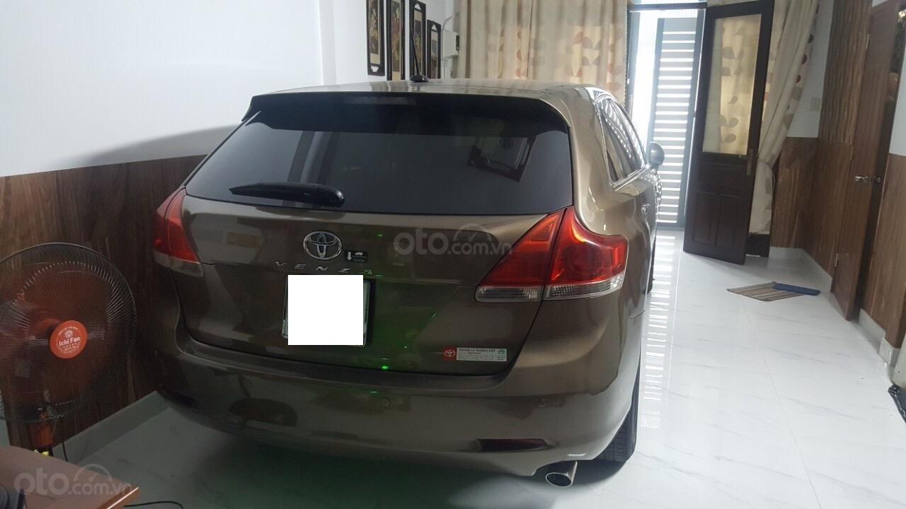 Bán xe nhà chính chủ Toyota Venza (1)