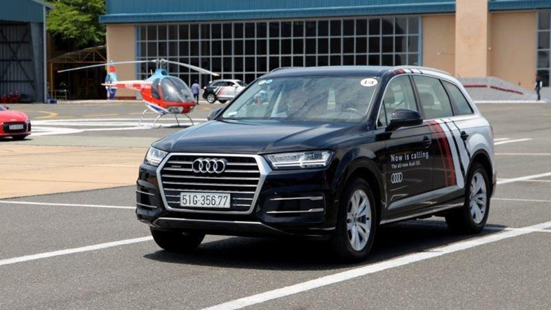 Audi Q5 và Q7 giảm giá sốc tại Việt Nam a1