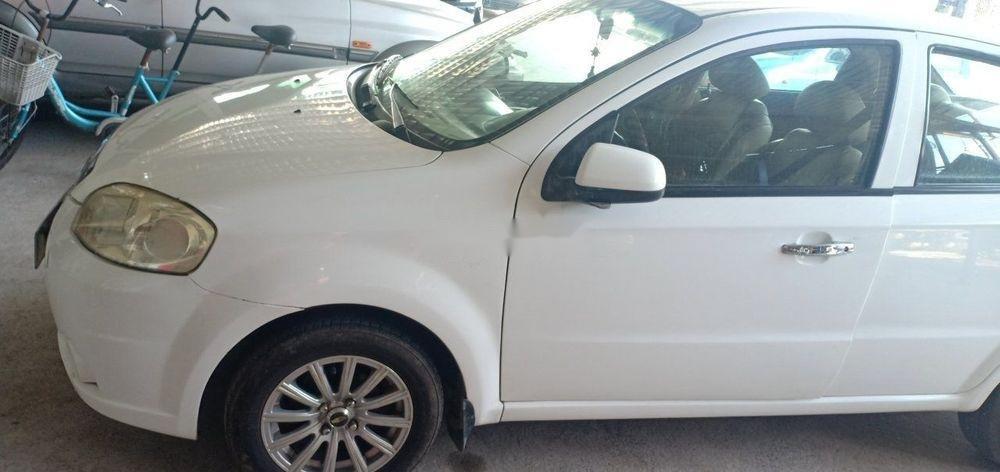 Bán Chevrolet Aveo 2012, màu trắng, sang tên 1 nốt nhạc (5)
