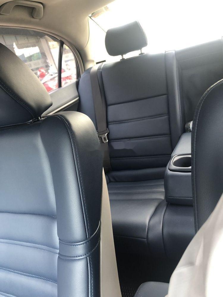 Chính chủ bán Honda Civic năm sản xuất 2007, màu đen (4)