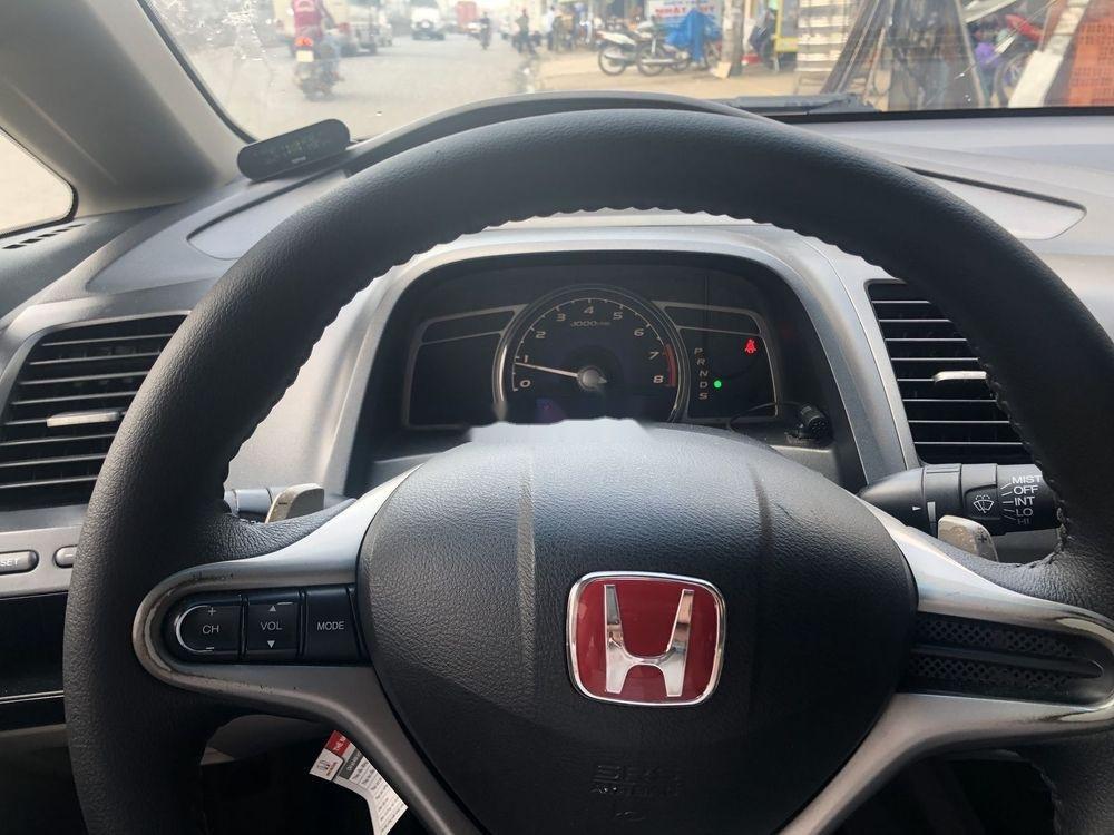 Chính chủ bán Honda Civic năm sản xuất 2007, màu đen (8)