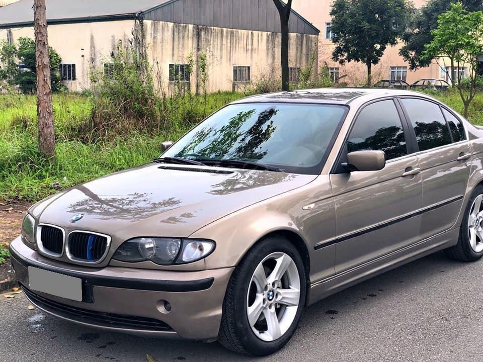 Bán BMW 325i full màu nâu 2006, xe giữ kỹ như mới (1)