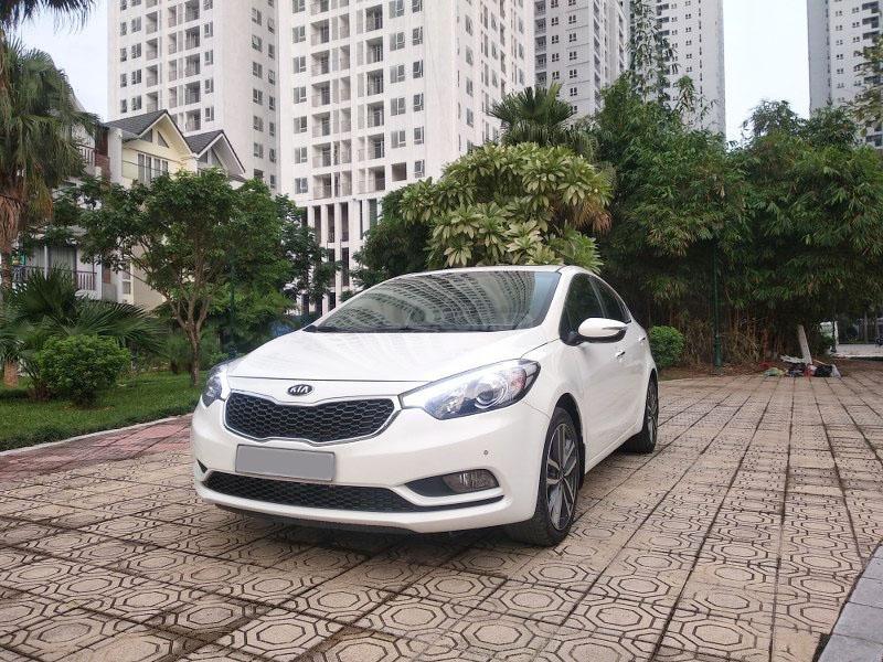 Bán Kia K3 2.0 năm sản xuất 2015 (4)