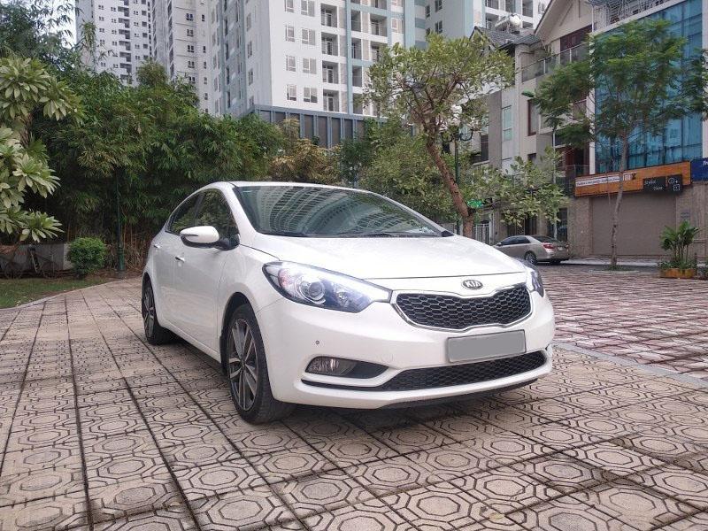 Bán Kia K3 2.0 năm sản xuất 2015 (3)