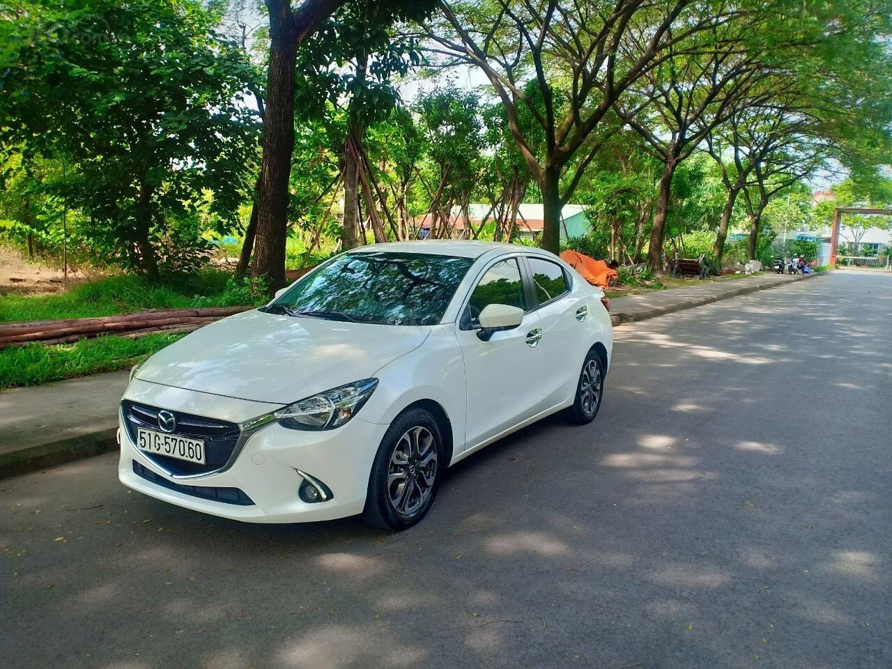 Bán ô tô Mazda 2 sản xuất 2018, xe đi kỹ chưa đâm đụng bán lại 520 (2)