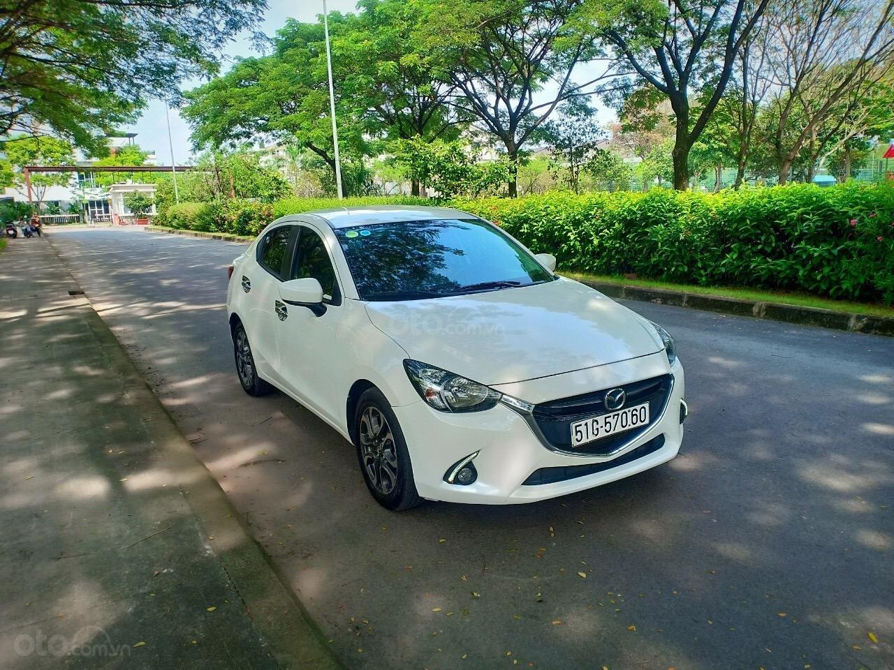 Bán ô tô Mazda 2 sản xuất 2018, xe đi kỹ chưa đâm đụng bán lại 520 (3)