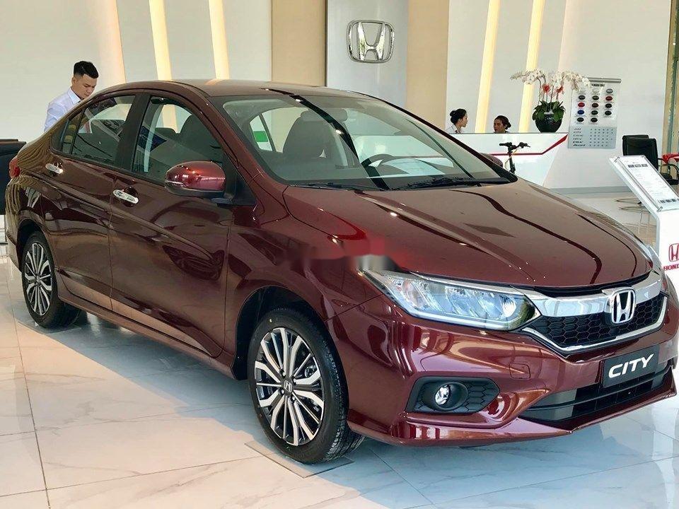 Honda Ôtô Vũng Tàu bán Honda City đời 2019, màu đỏ (3)