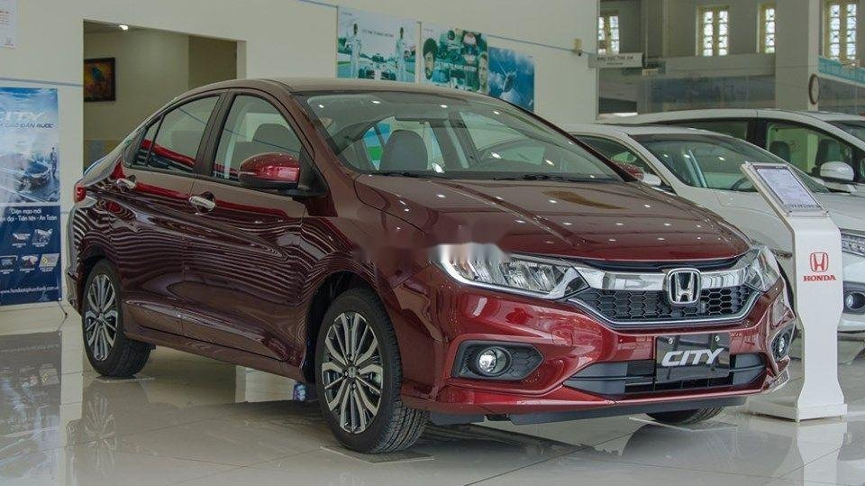 Honda Ôtô Vũng Tàu bán Honda City đời 2019, màu đỏ (4)
