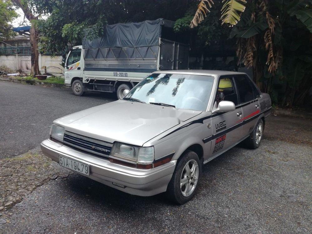 Bán xe Toyota Corona đời 1983, màu bạc, nhập khẩu, giá 53tr (3)