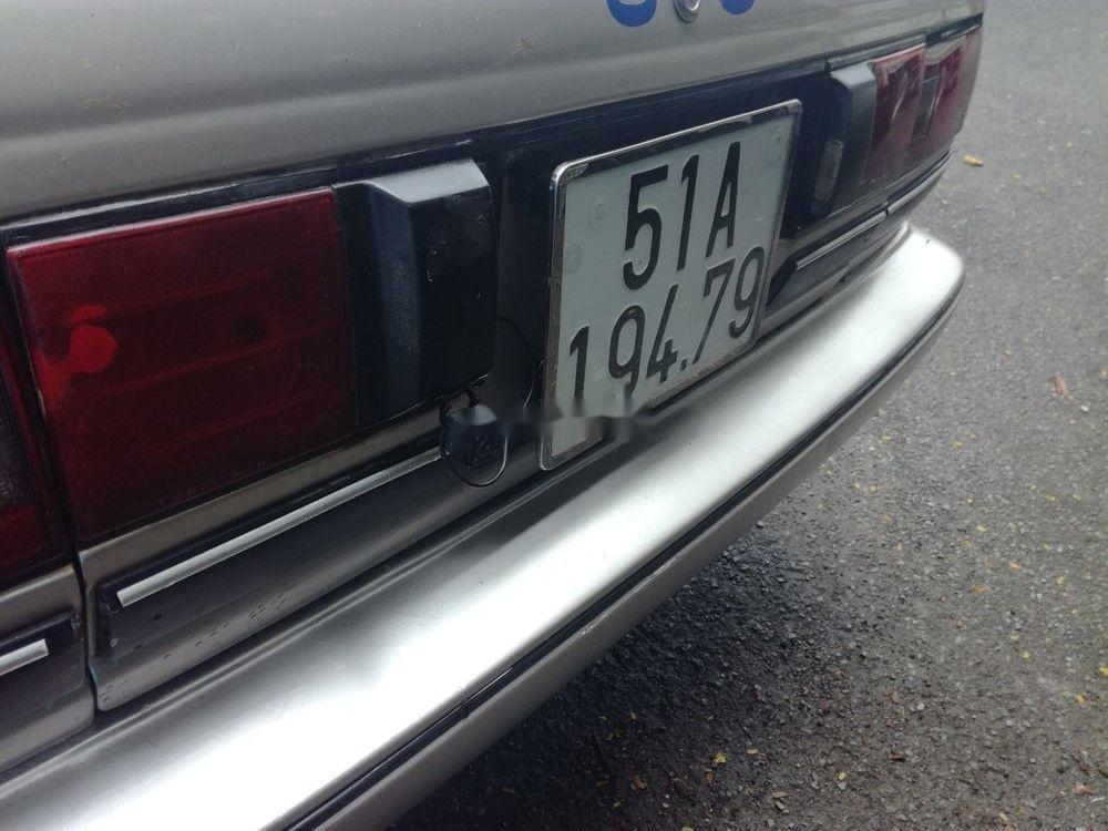 Bán xe Toyota Corona đời 1983, màu bạc, nhập khẩu, giá 53tr (5)