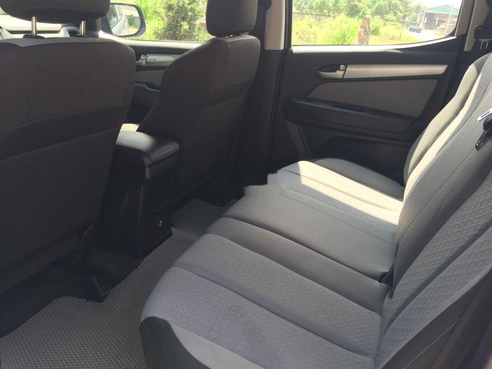 Bán xe Chevrolet Colorado SX 2016, màu bạc, nhập khẩu (5)