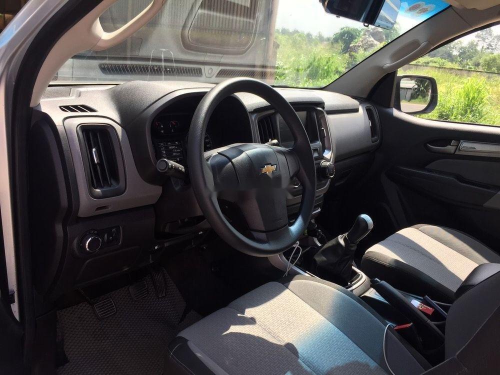 Bán xe Chevrolet Colorado SX 2016, màu bạc, nhập khẩu (3)