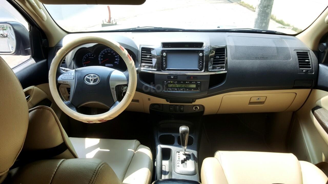 Bán xe Toyota Fortuner V. 2.7 máy xăng T6/2014, liên hệ: 0913715808 - 0942892465 Thanh (9)