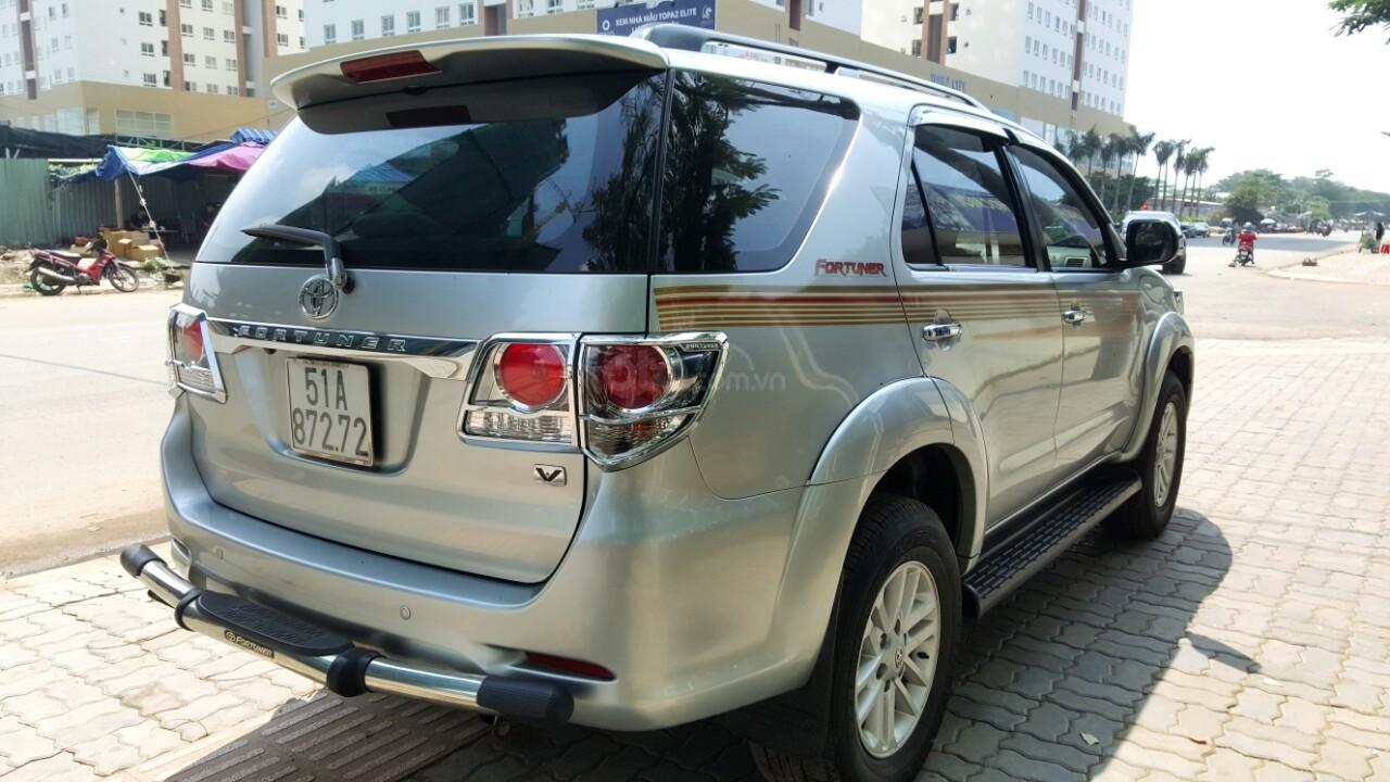 Bán xe Toyota Fortuner V. 2.7 máy xăng T6/2014, liên hệ: 0913715808 - 0942892465 Thanh (4)