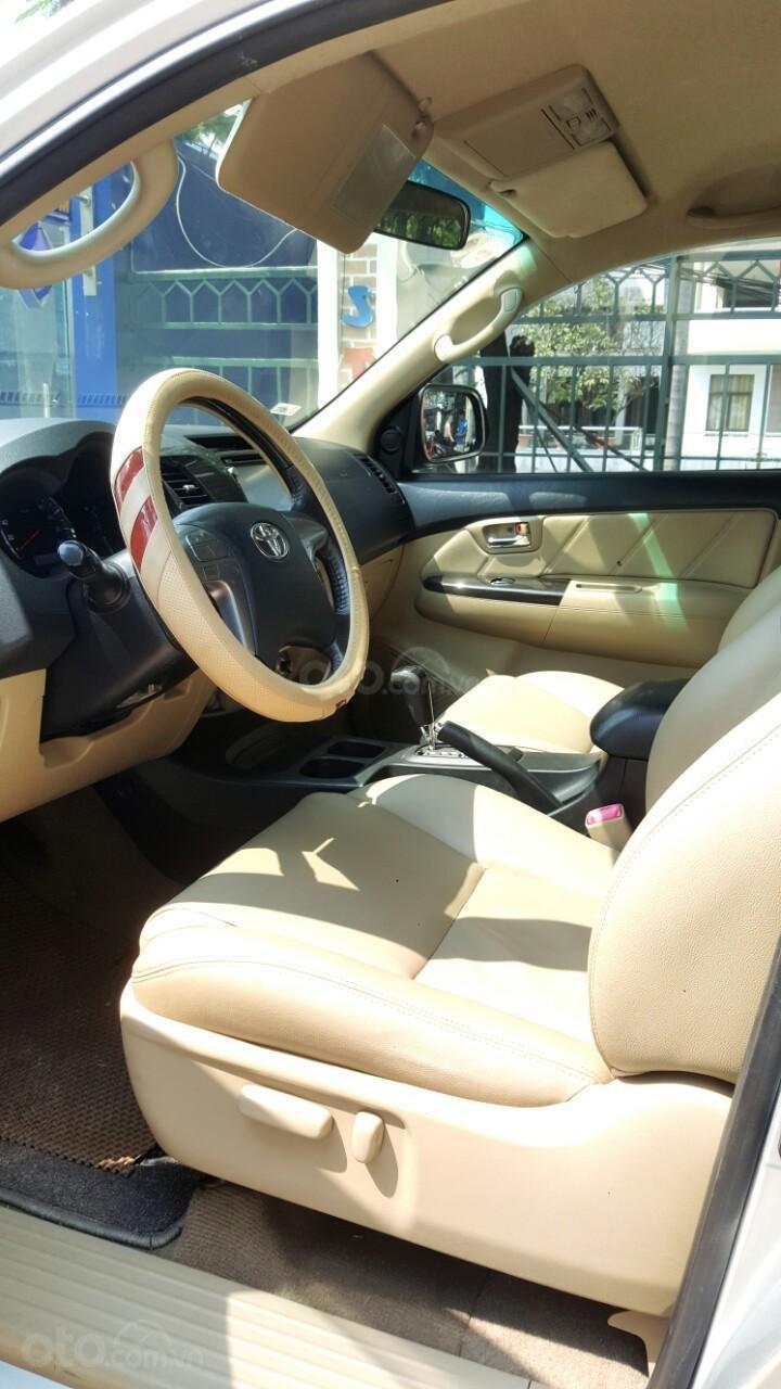 Bán xe Toyota Fortuner V. 2.7 máy xăng T6/2014, liên hệ: 0913715808 - 0942892465 Thanh (8)