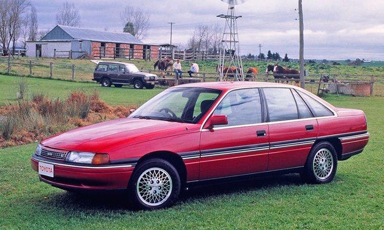 Cuồng thương hiệu Toyota chưa chắc bạn đã biết 5 mẫu xe này a6