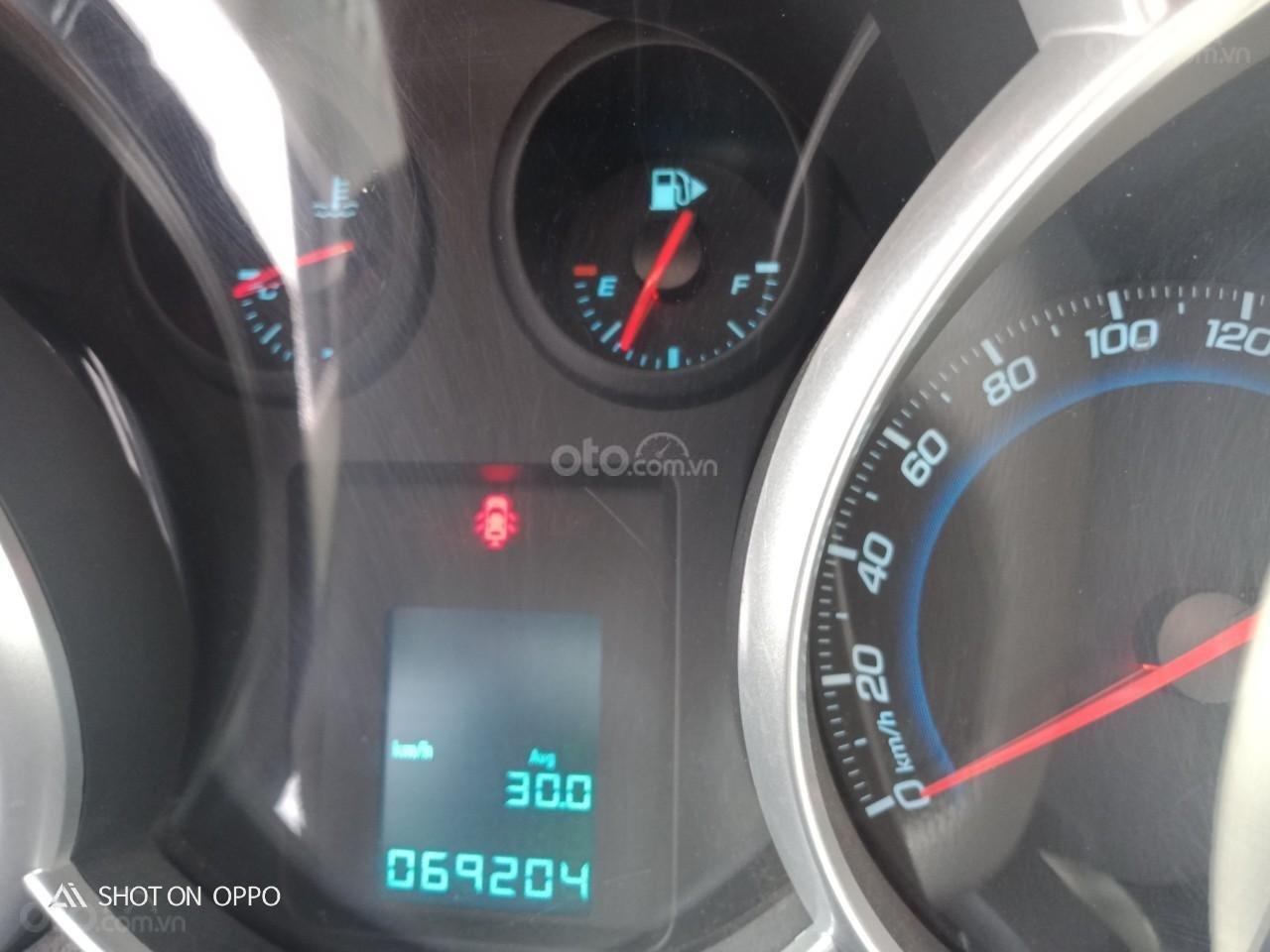 Bán ô tô Chevrolet Cruze đời 2015, màu trắng, số sàn 1.6LS (5)