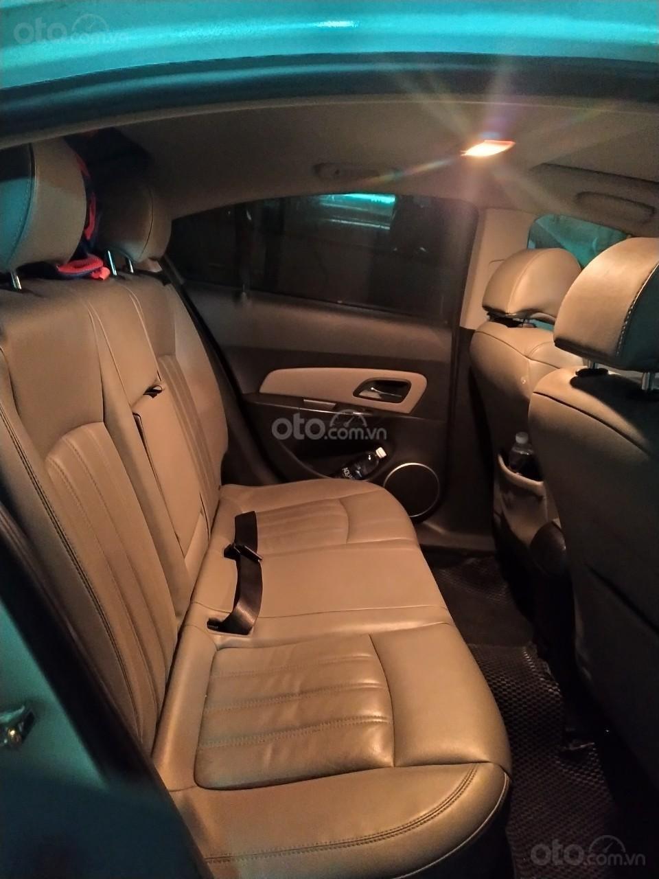 Bán xe Chevrolet Cruze 1.8, trắng, chính chủ, có lộc (5)