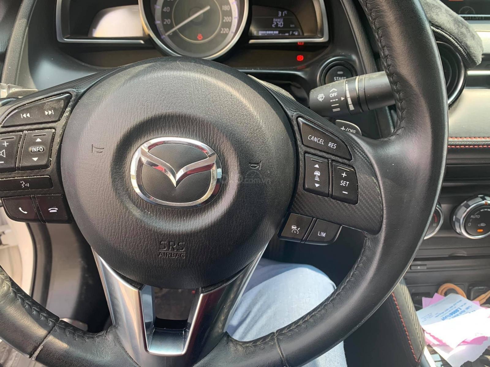 Bán xe Mazda 2 2018, màu trắng, giá 505tr (10)