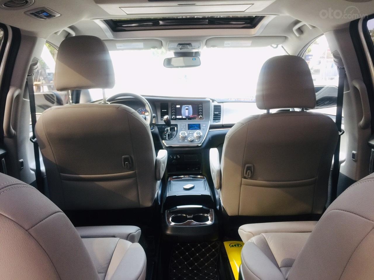 Bán Toyota Sienna Limited 2020 1 cầu, LH Ms Ngọc Vy giá tốt, giao ngay toàn quốc (17)
