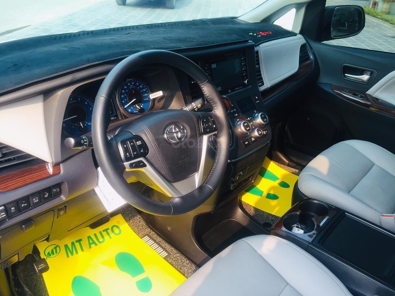 Bán Toyota Sienna Limited 2020 1 cầu, LH Ms Ngọc Vy giá tốt, giao ngay toàn quốc (11)