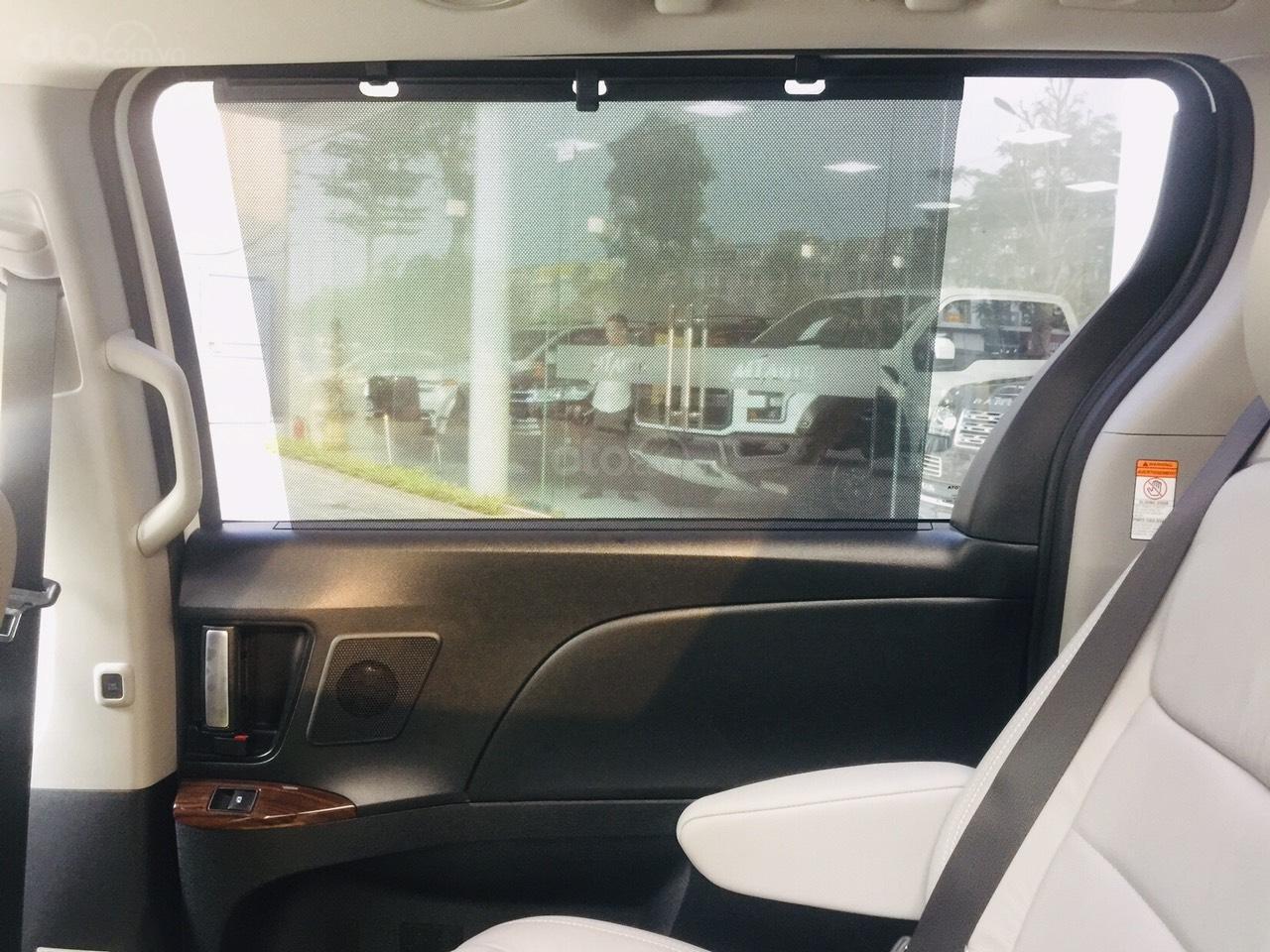 Bán Toyota Sienna Limited 2020 1 cầu, LH Ms Ngọc Vy giá tốt, giao ngay toàn quốc (9)