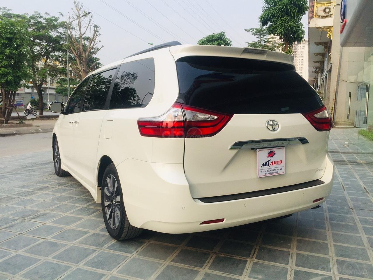 Bán Toyota Sienna Limited 2020 1 cầu, LH Ms Ngọc Vy giá tốt, giao ngay toàn quốc (5)