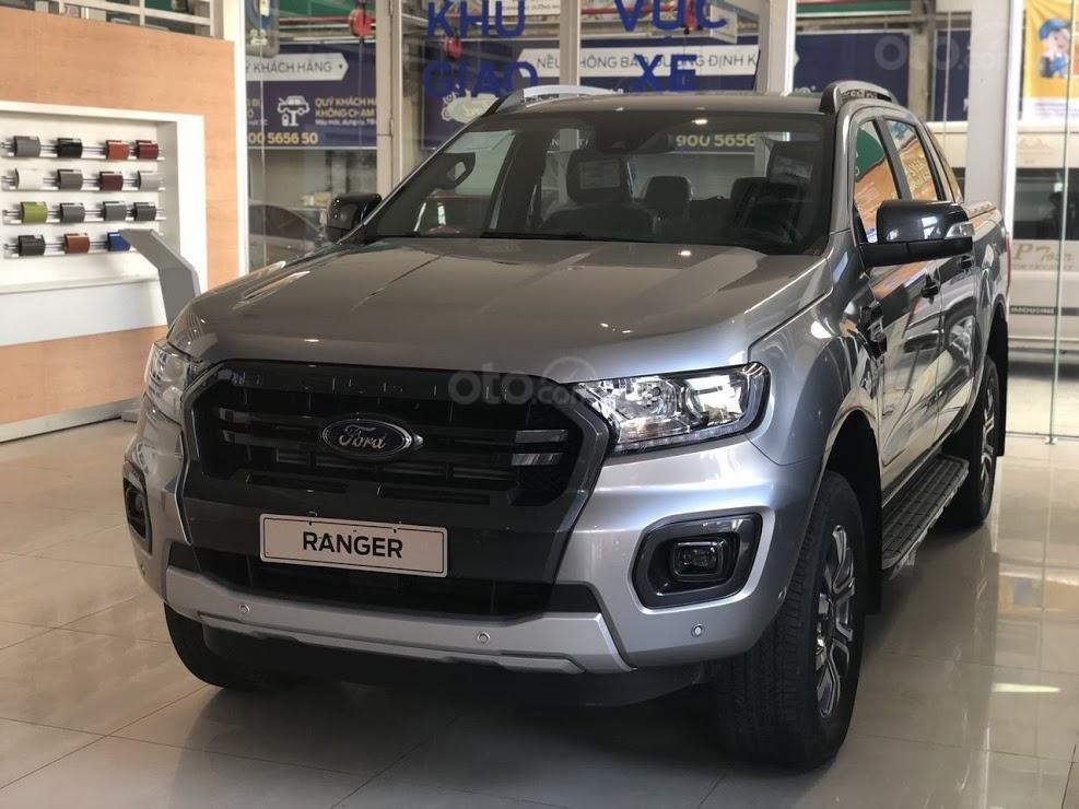 Ford Ranger Wildtrak 2.0L 4x4 - 170 triệu nhận xe ngay (1)