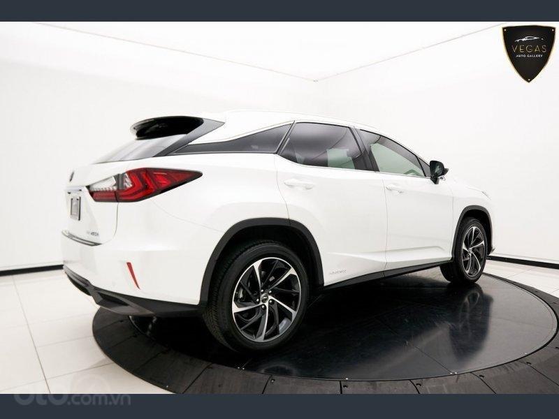 Bán Lexus RX 450h 5 chỗ 2019, màu trắng ghế nâu, nhập khẩu nguyên chiếc Mỹ, giao xe toàn quốc 0914.868.198 (5)