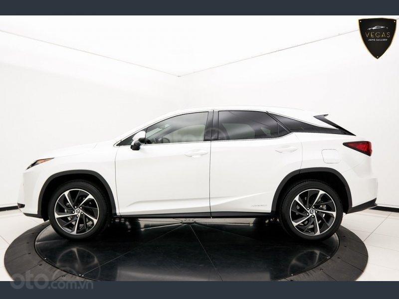 Bán Lexus RX 450h 5 chỗ 2019, màu trắng ghế nâu, nhập khẩu nguyên chiếc Mỹ, giao xe toàn quốc 0914.868.198 (3)