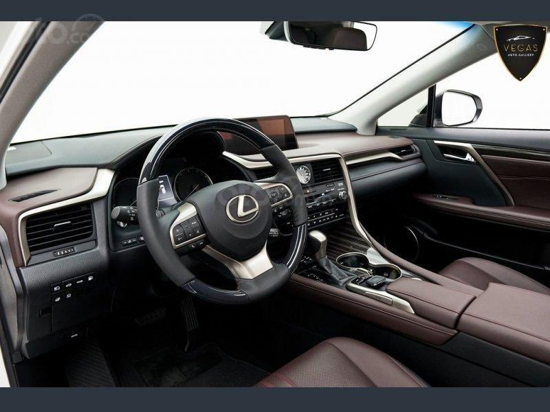 Bán Lexus RX 450h 5 chỗ 2019, màu trắng ghế nâu, nhập khẩu nguyên chiếc Mỹ, giao xe toàn quốc 0914.868.198 (15)