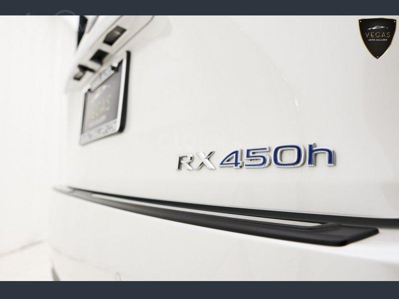 Bán Lexus RX 450h 5 chỗ 2019, màu trắng ghế nâu, nhập khẩu nguyên chiếc Mỹ, giao xe toàn quốc 0914.868.198 (9)
