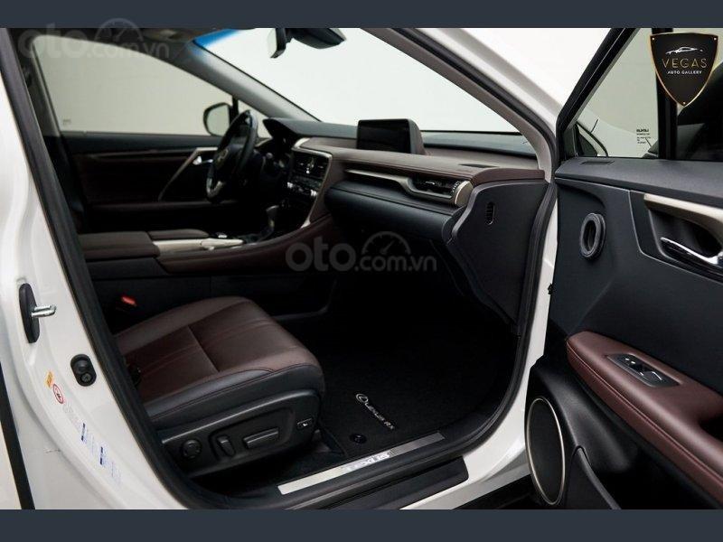 Bán Lexus RX 450h 5 chỗ 2019, màu trắng ghế nâu, nhập khẩu nguyên chiếc Mỹ, giao xe toàn quốc 0914.868.198 (11)