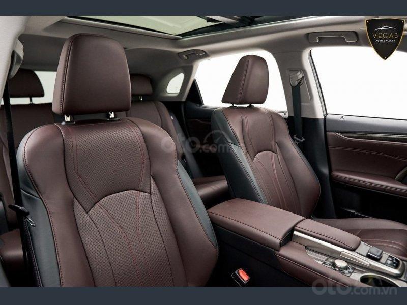 Bán Lexus RX 450h 5 chỗ 2019, màu trắng ghế nâu, nhập khẩu nguyên chiếc Mỹ, giao xe toàn quốc 0914.868.198 (18)