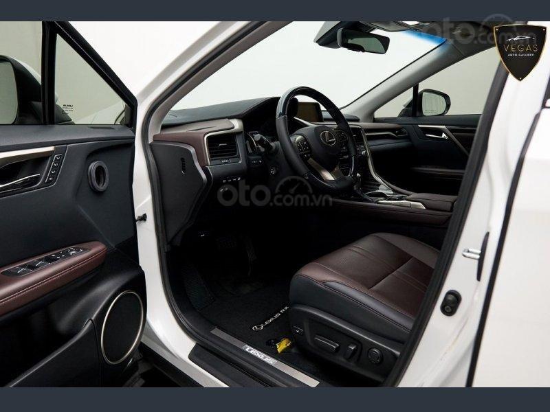 Bán Lexus RX 450h 5 chỗ 2019, màu trắng ghế nâu, nhập khẩu nguyên chiếc Mỹ, giao xe toàn quốc 0914.868.198 (12)