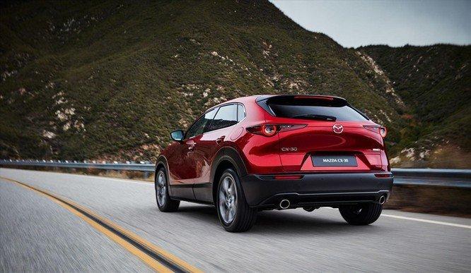 Mazda CX-30 2020 ra mắt Malaysia, hẹn về nước vào năm sau a2