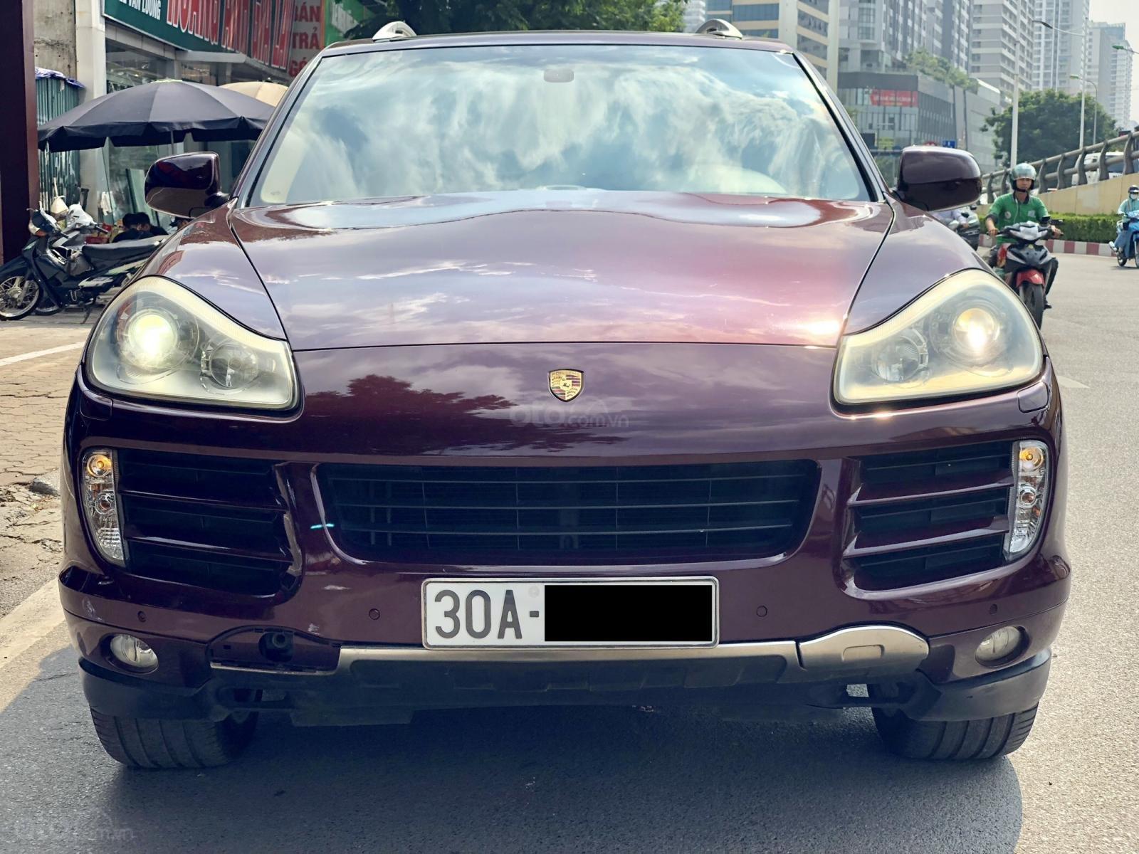 Bán Porsche Cayenne S màu độc, sản xuất 2007 (1)