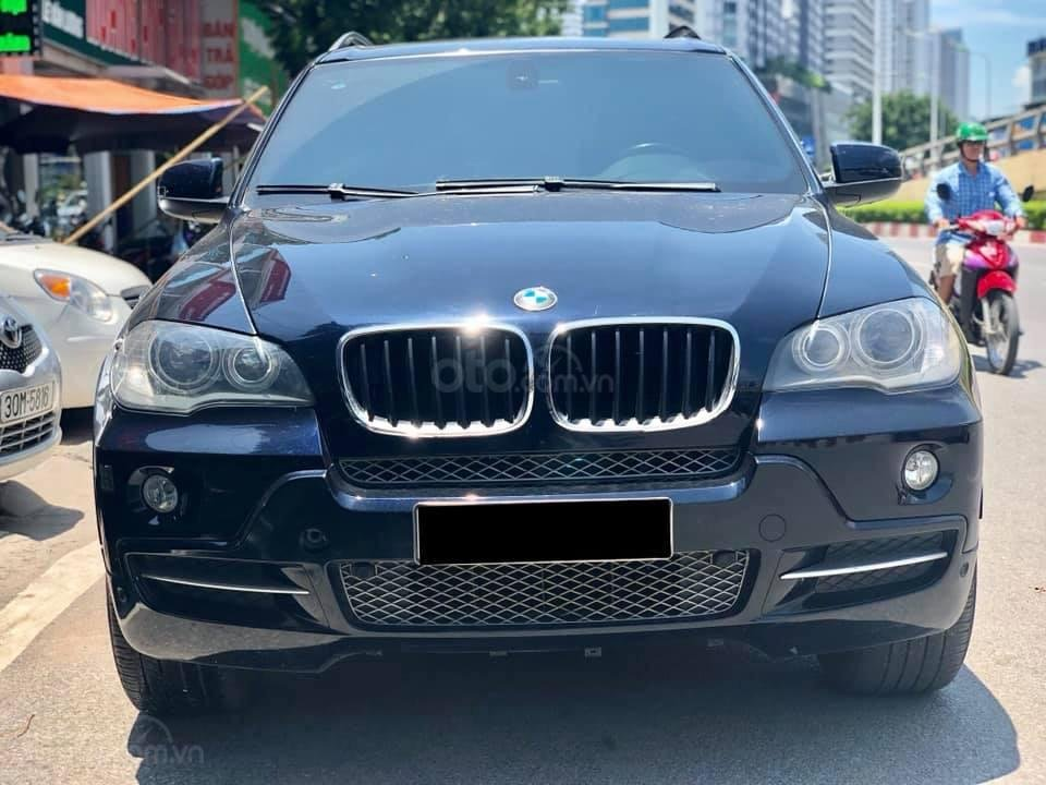 BMW X5 3.0 xanh tím sản xuất 2007 (1)