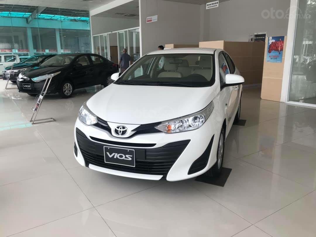 Toyota Vios E 2019, hỗ trợ vay 80% (3)