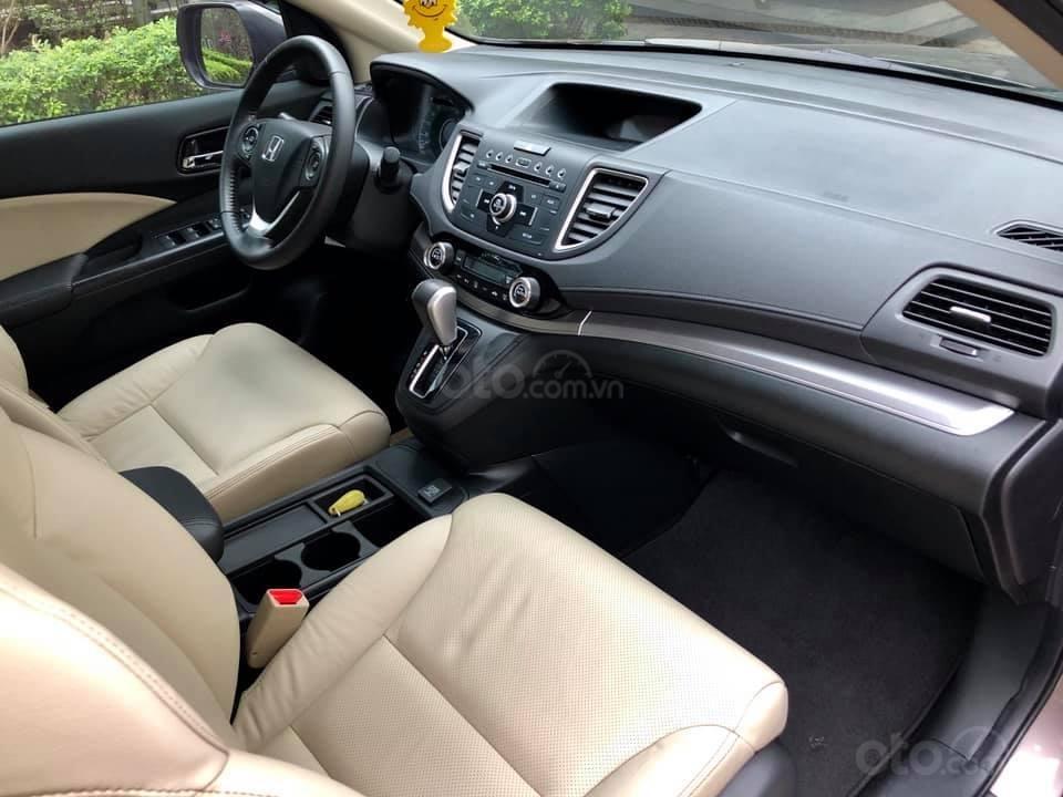 Cần bán Honda CRV 2017 bản 2.0 xám, xe zin như mới (5)