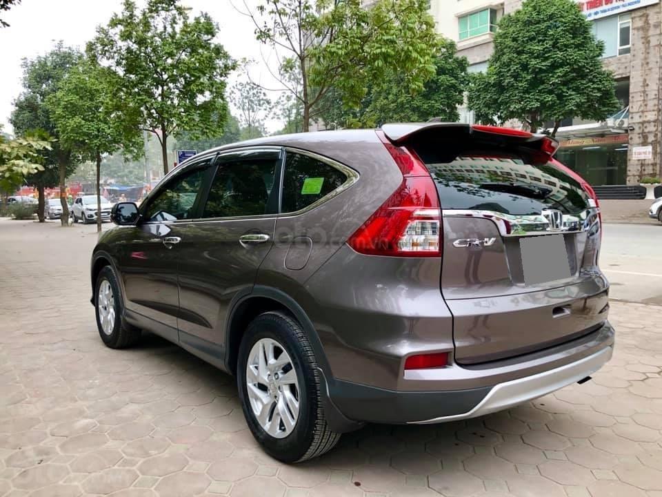 Cần bán Honda CRV 2017 bản 2.0 xám, xe zin như mới (4)