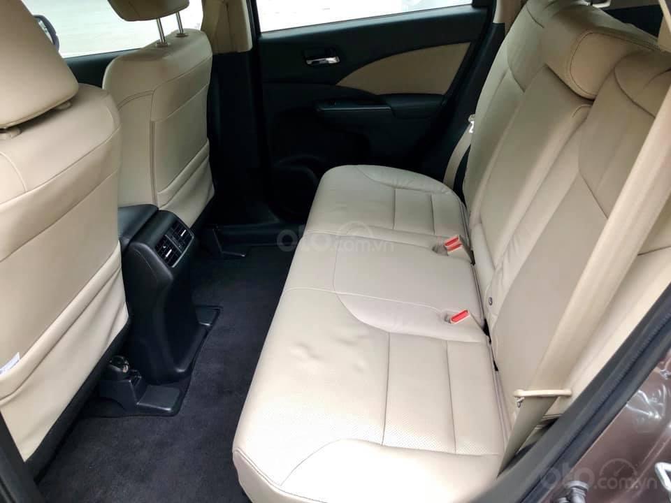 Cần bán Honda CRV 2017 bản 2.0 xám, xe zin như mới (6)