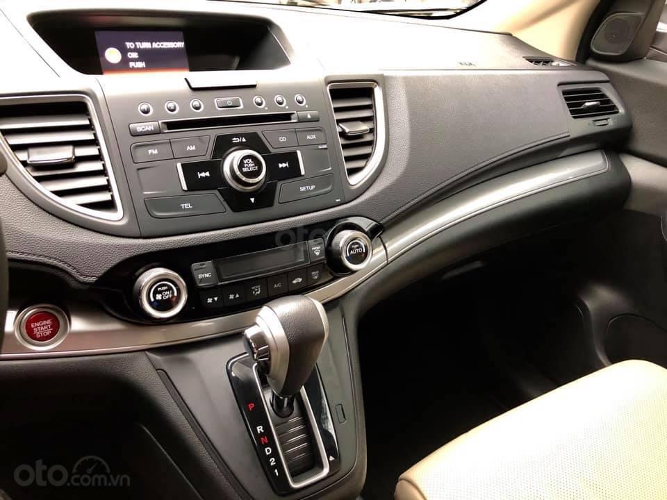 Cần bán Honda CRV 2017 bản 2.0 xám, xe zin như mới (8)